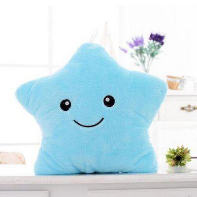 Adorable PP Colorful Music Flashing Pillow