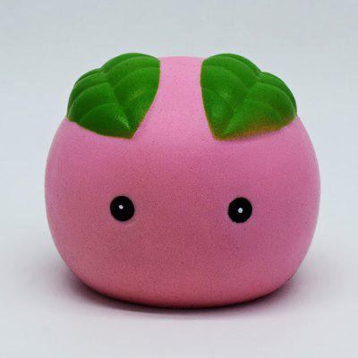 Buy PINK Realistic Rabbit Bread PU Foam Squishy Toy for $1.97 in GearBest store
