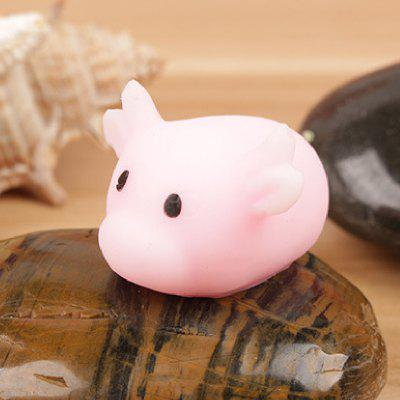 Cute Mini Cartoon Calf TPR Animal Squishy ToySquishy toys<br>Cute Mini Cartoon Calf TPR Animal Squishy Toy<br><br>Color: Pink<br>Materials: TPR<br>Package Content: 1 x Squishy Toy<br>Package Dimension: 5.00 x 5.00 x 5.00 cm / 1.97 x 1.97 x 1.97 inches<br>Package Weights: 35g<br>Pattern Type: Animal<br>Product Dimension: 4.00 x 2.50 x 3.00 cm / 1.57 x 0.98 x 1.18 inches<br>Product Weights: 21g<br>Products Type: Squishy Toy<br>Use: Home Decoration, Art &amp; Collectible