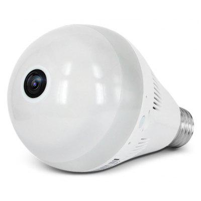 EC18B - I6 Bulb Shape Panorama WiFi IP Camera