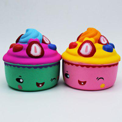 Novelty Carton Emotion Ice Cream PU Squishy ToySquishy toys<br>Novelty Carton Emotion Ice Cream PU Squishy Toy<br><br>Materials: PU<br>Package Content: 1 x Squishy Toy<br>Package Dimension: 11.00 x 11.00 x 12.00 cm / 4.33 x 4.33 x 4.72 inches<br>Package Weights: 110g<br>Pattern Type: Emoji, Cake<br>Product Dimension: 9.00 x 9.00 x 10.00 cm / 3.54 x 3.54 x 3.94 inches<br>Products Type: Squishy Toy<br>Use: Home Decoration, Art &amp; Collectible