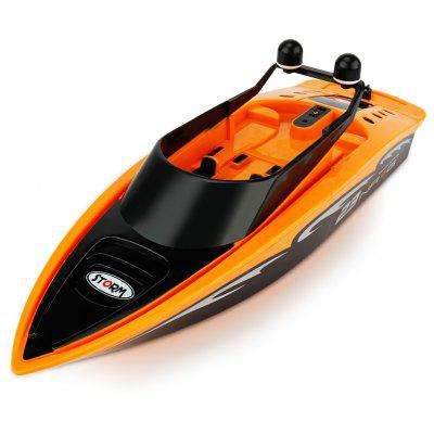 CREATE TOYS 3323 2.4GHz RC Barco Escovado RTR