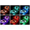 ZDM 2PCS 5m 72W Waterproof LED Strip Light - RGB COLOR