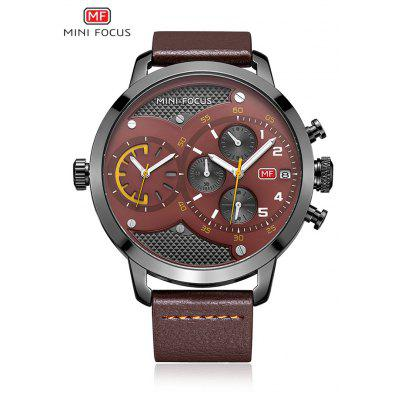 MINI FOCUS MF0030G Men Quartz Watch
