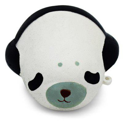Cartoon Lazy Panda Animal PU Foam Jumbo Squishy Toy