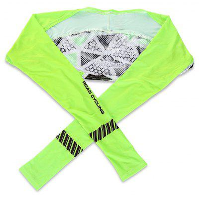 Buy GREEN M NUCKILY ZH222 Anti-UV Cooling Sports Shawl Oversleeves for $17.56 in GearBest store