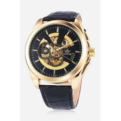 Men Auto Mechanical Watch