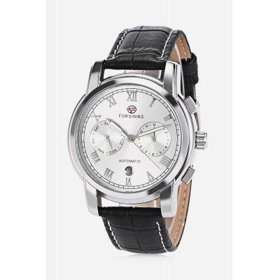 Men Auto Mechanical Watch 40mm