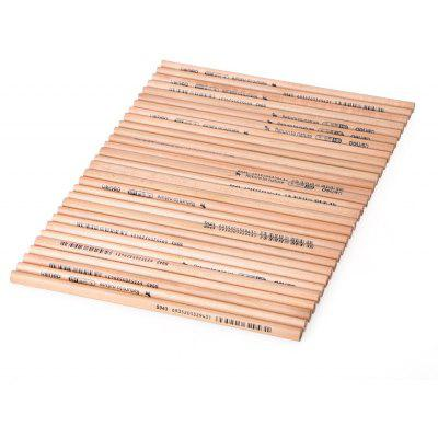Deli S943 30PCS HB Wood Pencil