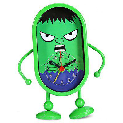 Popular Cartoon Man Alarm Clock
