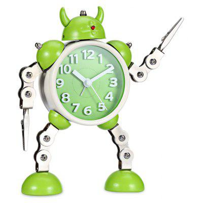Popular Monsters Robot Clock