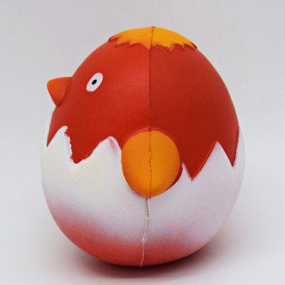 Cartoon Cracked Egg Chick PU Foam Squishy ToySquishy toys<br>Cartoon Cracked Egg Chick PU Foam Squishy Toy<br><br>Materials: PU<br>Package Content: 1 x Squishy Toy<br>Package Dimension: 11.00 x 13.00 x 14.00 cm / 4.33 x 5.12 x 5.51 inches<br>Package Weights: 115g<br>Pattern Type: Animal<br>Product Dimension: 9.50 x 12.50 x 12.00 cm / 3.74 x 4.92 x 4.72 inches<br>Product Weights: 88g<br>Products Type: Squishy Toy<br>Use: Home Decoration, Art &amp; Collectible