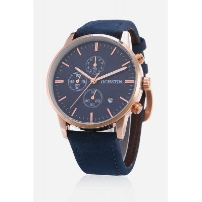 Men Quartz Watch 42mm