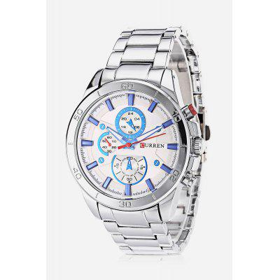 CURREN 8275 Business Sports Watch 45mm curren curren 6