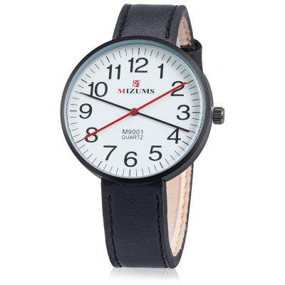 MIZUMS MZ M9001 Men Quartz Watch