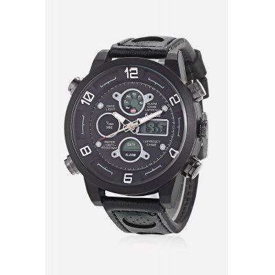 6.11 8147 Men 2-movt Watch 48mm