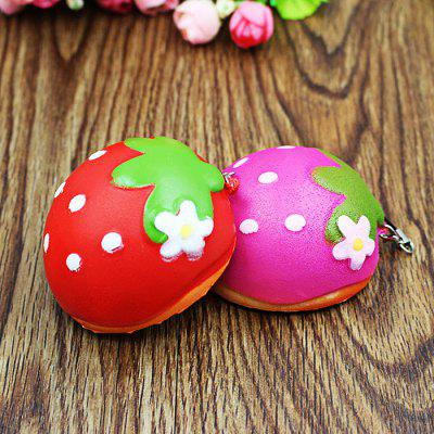 Strawberry Cake PU Foam Squishy Toy Key ChainSquishy toys<br>Strawberry Cake PU Foam Squishy Toy Key Chain<br><br>Materials: PU<br>Package Content: 1 x Squishy Toy<br>Package Dimension: 10.00 x 10.00 x 10.00 cm / 3.94 x 3.94 x 3.94 inches<br>Package Weights: 50g<br>Pattern Type: Fruit<br>Product Dimension: 6.50 x 6.50 x 7.00 cm / 2.56 x 2.56 x 2.76 inches<br>Product Weights: 20g<br>Products Type: Squishy Toy<br>Use: Art &amp; Collectible