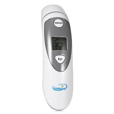 CCKARE JPD - FR401 Baby Forehead Ear Thermometer, White