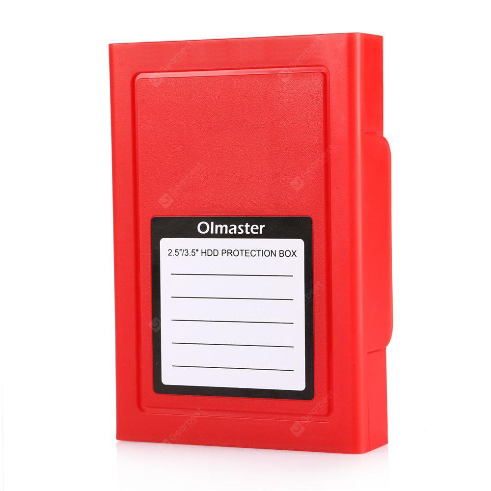 Oimaster HE - 8500 3.5 / 2.5 inch Hard Disk Protection Case