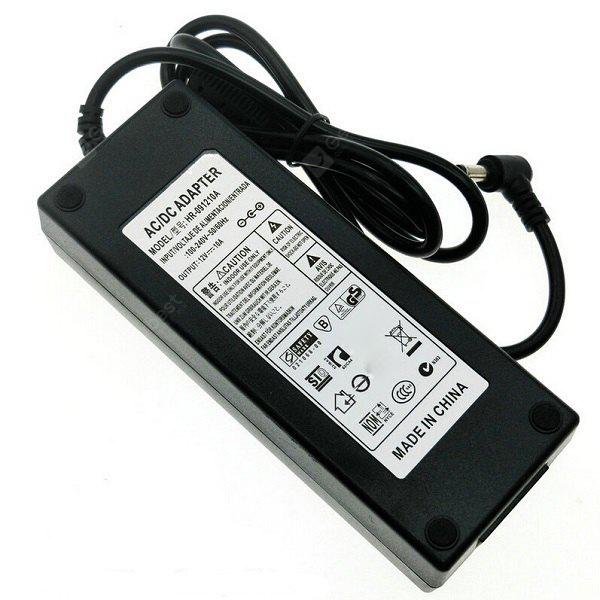10A 12V AC Charger Power Supply Adapter with LED Light