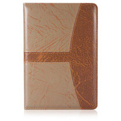 Deli 7921 Business Leather Classical Notebook