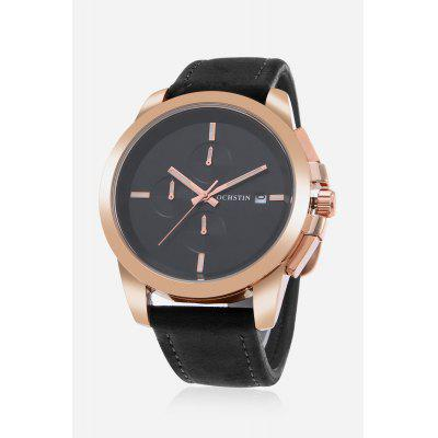 Men Quartz Watch 45mm