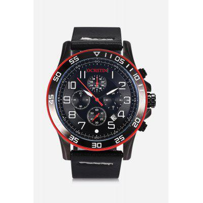 Male Chronograph Quartz Watch