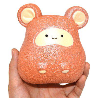 Kaka Hamster PU Foam Squishy Toy with Scent