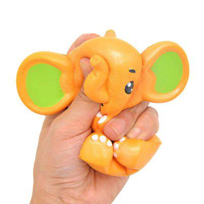 Cartoon Baby Elephant PU Foam Squishy ToySquishy toys<br>Cartoon Baby Elephant PU Foam Squishy Toy<br><br>Color: Orange<br>Materials: PU<br>Package Content: 1 x Squishy Toy, 1 x Squishy Toy<br>Package Dimension: 14.00 x 11.00 x 12.00 cm / 5.51 x 4.33 x 4.72 inches, 14.00 x 11.00 x 12.00 cm / 5.51 x 4.33 x 4.72 inches<br>Package Weights: 95g, 95g<br>Pattern Type: Animal<br>Product Dimension: 12.50 x 8.50 x 10.50 cm / 4.92 x 3.35 x 4.13 inches, 12.50 x 8.50 x 10.50 cm / 4.92 x 3.35 x 4.13 inches<br>Product Weights: 69g<br>Products Type: Squishy Toy<br>Use: Art &amp; Collectible, Home Decoration