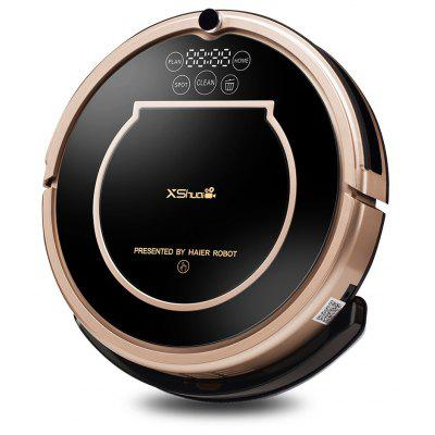Buy XShuai T370 Robotic Vacuum Cleaner, BLACK, Appliances, Cleaning Supplies, Robot Vacuum for $219.99 in GearBest store