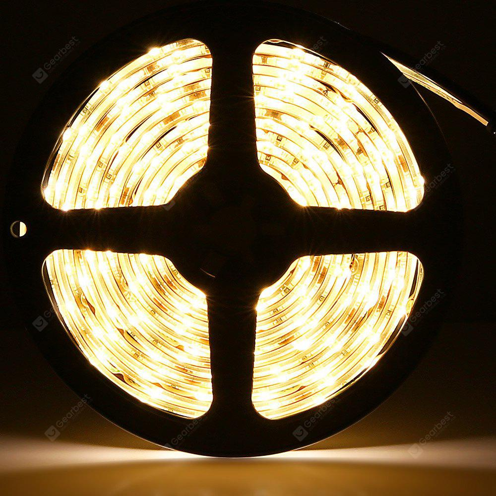 2PCS 1.5m SMD3528 60 LEDs Soft Tape LED Bed Light