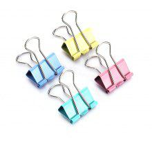 deli 8554ES 48pcs 25mm Binder Clips