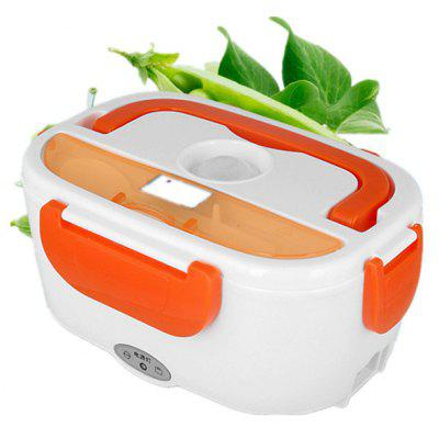 Buy ORANGE 12V Car Electronic Heated Food Container for $15.80 in GearBest store