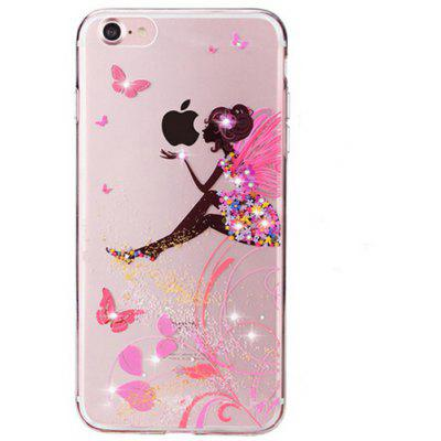 Pretty Girl TPU Phone Case