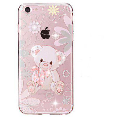 Bear TPU Case for iPhone 7