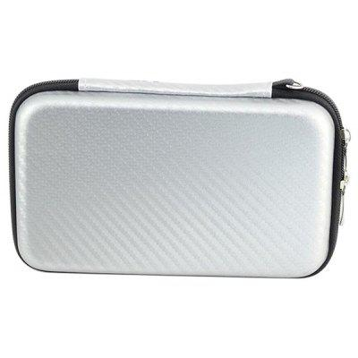 2.5 inch Portable Storage Bag Case