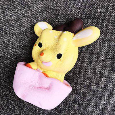 Cute Cartoon Cup Deer PU Foam Squishy ToySquishy toys<br>Cute Cartoon Cup Deer PU Foam Squishy Toy<br><br>Materials: PU<br>Package Content: 1 x Squishy Toy<br>Package Dimension: 17.00 x 15.00 x 10.00 cm / 6.69 x 5.91 x 3.94 inches<br>Package Weights: 110g<br>Pattern Type: Animal<br>Product Dimension: 15.50 x 13.60 x 8.80 cm / 6.1 x 5.35 x 3.46 inches<br>Product Weights: 80g<br>Products Type: Squishy Toy<br>Use: Home Decoration, Art &amp; Collectible