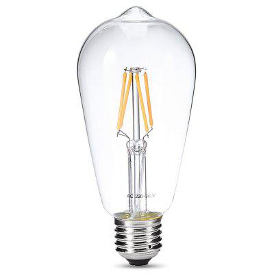 E27 4W Retro LED Filament Light
