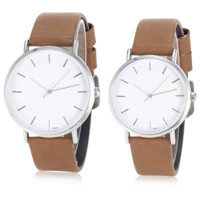 FeiFan F100 - 2 Couple Watches