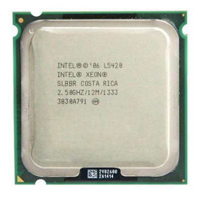 Intel Xeon E5420 4-core CPU