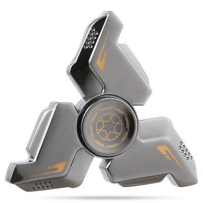 Tri-blade Space Station Style Stainless Steel Fidget SpinnerFidget Spinners<br>Tri-blade Space Station Style Stainless Steel Fidget Spinner<br><br>Color: Gray<br>Frame material: Stainless Steel<br>Package Contents: 1 x Fidget Spinner<br>Package size (L x W x H): 9.00 x 9.00 x 1.70 cm / 3.54 x 3.54 x 0.67 inches<br>Package weight: 0.1020 kg<br>Product size (L x W x H): 6.30 x 6.30 x 1.20 cm / 2.48 x 2.48 x 0.47 inches<br>Product weight: 0.0830 kg<br>Swing Numbers: Tri-Bar<br>Type: Triple Blade, Cool