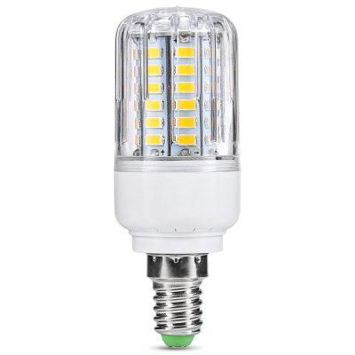 E27 58 LED 4.5W 650LM Decorativa LED Lampadina in Forma di Mais