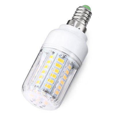 E14 58 LED 4.5W 650LM Decorative LED Corn LightCorn Bulbs<br>E14 58 LED 4.5W 650LM Decorative LED Corn Light<br><br>Available Light Color: Warm White<br>Features: Long Life Expectancy, Low Power Consumption<br>Function: Home Lighting<br>Holder: E14<br>Lifespan: 50000h<br>Package Contents: 1 x Bulb<br>Package size (L x W x H): 11.70 x 4.50 x 4.50 cm / 4.61 x 1.77 x 1.77 inches<br>Package weight: 0.0590 kg<br>Product size (L x W x H): 9.50 x 3.50 x 3.50 cm / 3.74 x 1.38 x 1.38 inches<br>Product weight: 0.0310 kg<br>Sheathing Material: PC<br>Type: Corn Bulbs<br>Voltage (V): AC 110