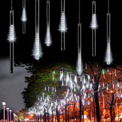10PCS 0.3m Meteor Shower Rain LED Lights Tubes