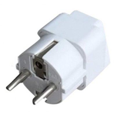 Universal US UK to EU Europe Transform Plug