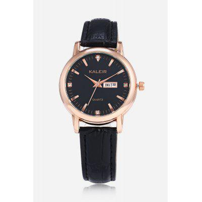 Women Quartz Watch 30mmWomens Watches<br>Women Quartz Watch 30mm<br><br>Band material: Genuine Leather<br>Band size: 24 x 1.5cm<br>Case material: Alloy<br>Clasp type: Pin buckle<br>Dial size: 3 x 3 x 0.9cm<br>Display type: Analog<br>Movement type: Quartz watch<br>Package Contents: 1 x Watch<br>Package size (L x W x H): 25.00 x 4.00 x 1.00 cm / 9.84 x 1.57 x 0.39 inches<br>Package weight: 0.0500 kg<br>Product size (L x W x H): 24.00 x 3.00 x 0.90 cm / 9.45 x 1.18 x 0.35 inches<br>Product weight: 0.0300 kg<br>Shape of the dial: Round<br>Special features: Day, Date<br>Watch style: Fashion<br>Watches categories: Women<br>Water resistance: Life water resistant<br>Wearable length: 17.5 - 21.5cm