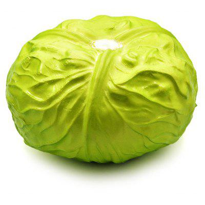 19cm Big Cabbage Soft PU Foam Squishy Toy