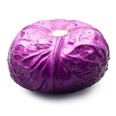 19cm Big Cabbage Soft PU Foam Squishy ToySquishy toys<br>19cm Big Cabbage Soft PU Foam Squishy Toy<br><br>Color: Purple<br>Materials: PU<br>Package Content: 1 x Squishy Toy<br>Package Dimension: 20.00 x 20.00 x 14.00 cm / 7.87 x 7.87 x 5.51 inches<br>Package Weights: 220g<br>Pattern Type: Vegetable<br>Product Dimension: 19.00 x 19.00 x 13.00 cm / 7.48 x 7.48 x 5.12 inches<br>Product Weights: 185g<br>Products Type: Squishy Toy<br>Use: Home Decoration