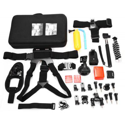 Universal 42 - in - 1 Action Camera Accessory Kit