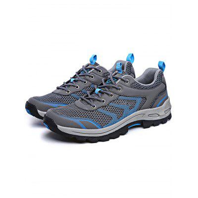 Fashion Outdoor Hiking Shoes for MenAthletic Shoes<br>Fashion Outdoor Hiking Shoes for Men<br><br>Features: Breathable, Breathable, Lightweight, Lightweight<br>Gender: Men, Men<br>Package Contents: 1 x Pair of Shoes, 1 x Pair of Shoes<br>Package size: 32.00 x 18.00 x 12.00 cm / 12.6 x 7.09 x 4.72 inches, 32.00 x 18.00 x 12.00 cm / 12.6 x 7.09 x 4.72 inches<br>Package weight: 0.9400 kg, 0.9400 kg<br>Product weight: 0.7800 kg, 0.7800 kg<br>Type: Hiking Shoes, Hiking Shoes